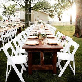 Beautiful event rentals in the Tulsa Area
