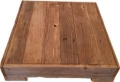 Rental store for Reclaimed Wood Cake Stand, square in Tulsa OK