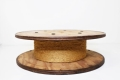 Rental store for Vintage Spool Cake Stand in Tulsa OK