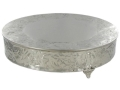 Rental store for 14 rd Silver Cake Stand in Tulsa OK