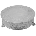 Rental store for 22 rd Silver Cake Stand in Tulsa OK