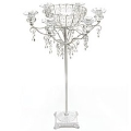 Rental store for Ivory Candelabra with wire basket and gl in Tulsa OK