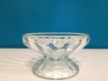 Rental store for Beveled Glass Sherbert Dish 3.75 w in Tulsa OK