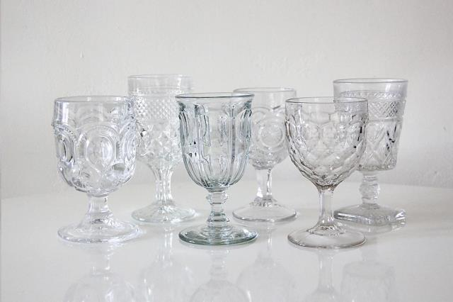 Where to find Vintage Glassware -Timeless Collection in Tulsa