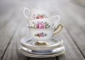Rental store for Vintage Tea Cup   Saucer Set in Tulsa OK