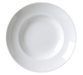 Rental store for Shallow White China Pasta Plate  12  dia in Tulsa OK