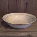 Rental store for Vintage Ivory Gold Soup Bowls in Tulsa OK