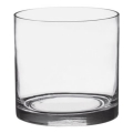 Rental store for 5  x 5  Small Clear Glass Cylinder Vase in Tulsa OK