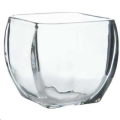 Rental store for Large Clear Libbey Vase 4 x4 in Tulsa OK