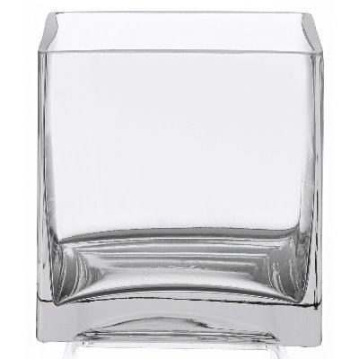 Where to find glass cube vase, 6 in Tulsa
