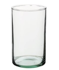 Rental store for 3.25 w x 9.75  tall clear glass vase in Tulsa OK