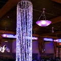 Rental store for Hanging Crystal Column 14 ft tall in Tulsa OK