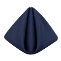 Rental store for Navy Blue Classic Dinner Napkins in Tulsa OK