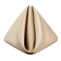 Rental store for Camel Matte Satin Dinner Napkin in Tulsa OK