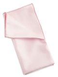 Rental store for Light Pink Matte Satin Dinner Napkin in Tulsa OK