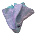 Rental store for Pink-Blue  Light Blue  Iridescent Napkin in Tulsa OK
