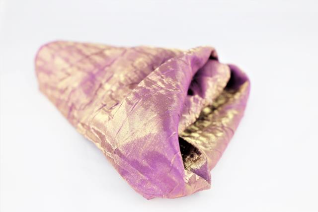Where to find Claret Iridescent Crush Dinner Napkin in Tulsa