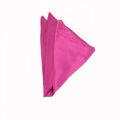 Rental store for Hot Pink Satin Dinner Napkins in Tulsa OK