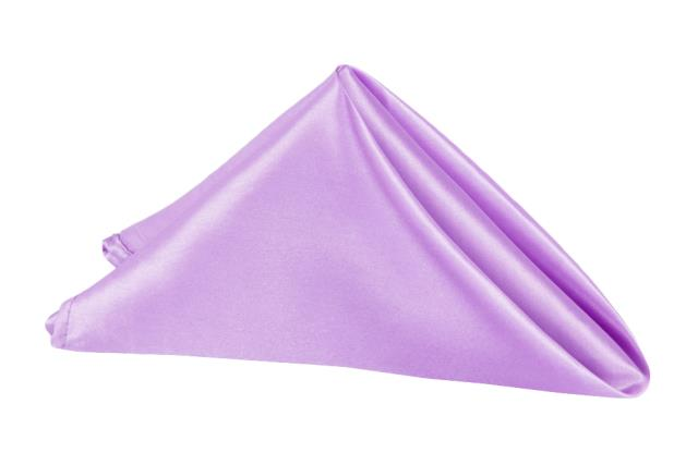 Where to find Wisteria Satin Dinner Napkins in Tulsa