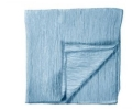Rental store for Light Blue Krinkle 20x20 Dinner Napkins in Tulsa OK