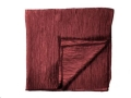 Rental store for Red Krinkle Dinner Napkins, 20x20 in Tulsa OK