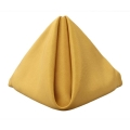 Rental store for Camel Bengaline Moire Dinner Napkin in Tulsa OK