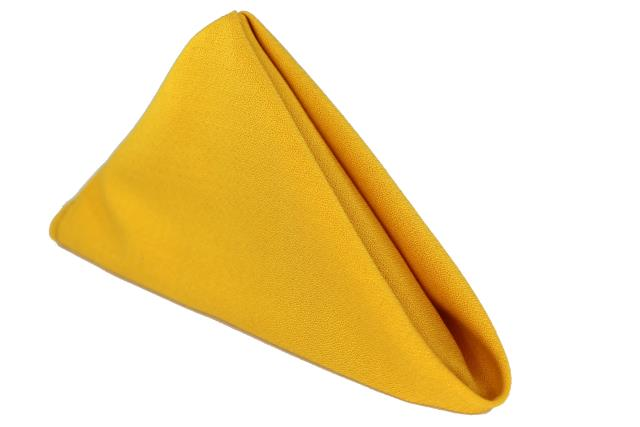 Where to find Mustard Yellow Cotton Napkins in Tulsa