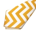 Rental store for Gold Chevron Napkin Dinner Napkins in Tulsa OK