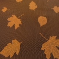 Rental store for Autumn Leaves Lace Overlay, Orange in Tulsa OK