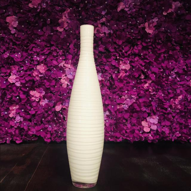 Where to find White Mod Vase, 16 in Tulsa