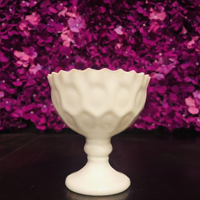 Where to find Heirloom Milk Glass Bowl in Tulsa