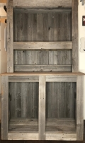 Rental store for Reclaimed Wood Hutch in Tulsa OK