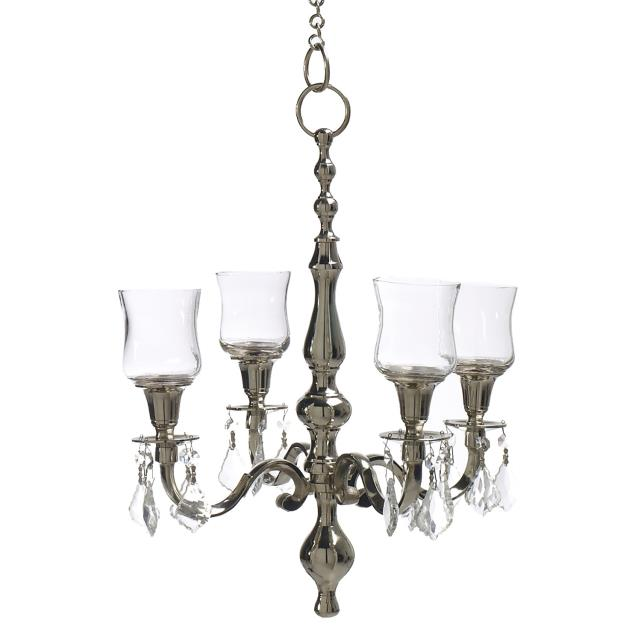 Where to find Nikki Chandelier, Silver in Tulsa