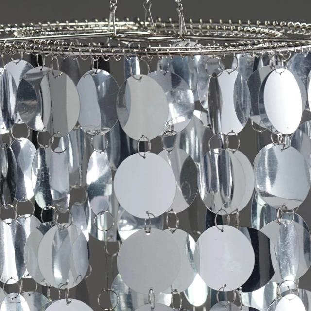 Where to find Hanging Silver Circles Chandelier  does in Tulsa
