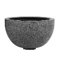 Rental store for Charcoal Terrazzo 18  x 11  Planter Bowl in Tulsa OK