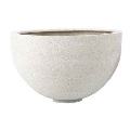 Rental store for White Terrazzo 18  x 11  Planter Bowl in Tulsa OK
