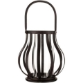 Rental store for Wrought Iron Basket Lantern w Glass inse in Tulsa OK