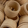 Rental store for Natural Wood Napkin Rings in Tulsa OK