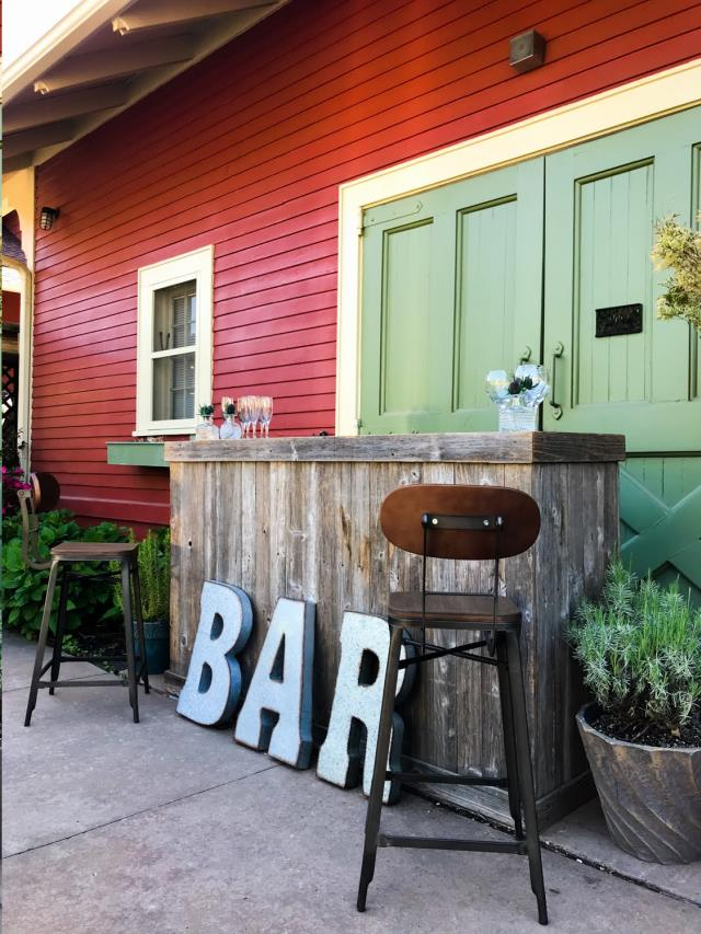 Where to find Reclaimed Wood Bar in Tulsa