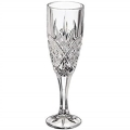 Rental store for Dublin Cut- Crystal Champagne Flute in Tulsa OK