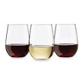 Rental store for Stemless Wine Glass  17oz in Tulsa OK