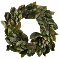 Rental store for Magnolia Wreath  silk flower in Tulsa OK