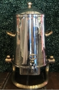 Rental store for Silver Gold Support Coffee Urn, 5 gal in Tulsa OK