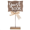 Rental store for Guest Book Sign  13.9x7.68x2.76in in Tulsa OK