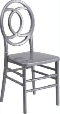 Rental store for Silver Royal Ballroom Chair   Includes b in Tulsa OK