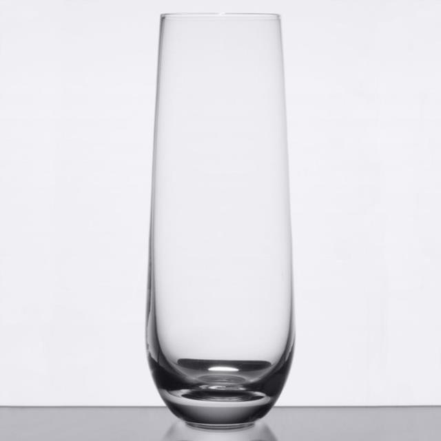 Where to find Champagne Flute Stemless 8.5oz. in Tulsa
