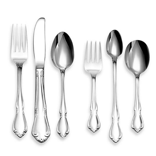 Where to find Chateau Flatware in Tulsa