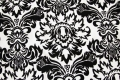Rental store for Black   White Chateau Damask Linens in Tulsa OK