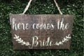 Rental store for Here Comes The Bride Sign in Tulsa OK