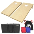 Rental store for Corn Hole Yard Game Set w Carry Case in Tulsa OK